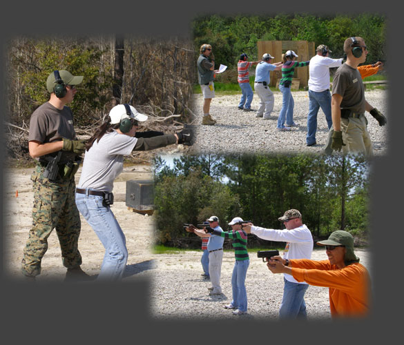 SC Concealed Weapons Permit Course - Beaufort SC